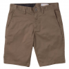 Volcom Men ' S Frickin Modern Stretch Shorts - Grey