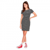 Volcom Women ' S Dayze Dayz Dress - Black White