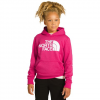 The North Face Youth Logowear Pullover Hoodie - Mr . Pink