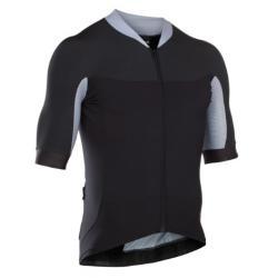 Ion   Paze Amp S/S Jersey Full Zip Jersey Men's   Size Medium in Black