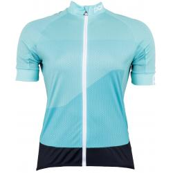 POC Fondo Gradient Light Jersey Men's Size Extra Small in Octiron Multi Blue