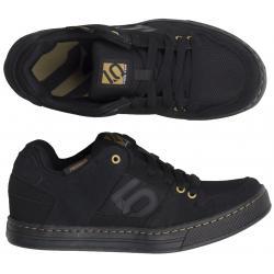 Five Ten Freerider MTB Shoes Men's Size 7.5 in Black/Grey/Clear Grey