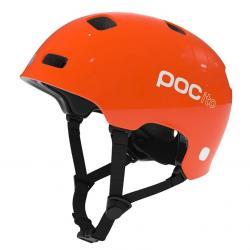 POC Crane Pocito Kids Helmet Size Medium/Large in Pocito Orange