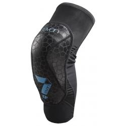 7Idp Covert Knee Guards Men's Size Small in Black/Blue