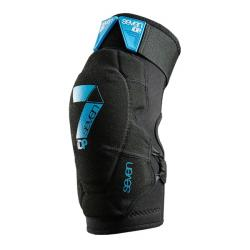 7Idp Flex Adult Elbow Guards Men's Size Small in Black