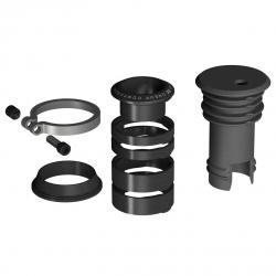 OneUp Components | EDC Cap and Preload Kit Black