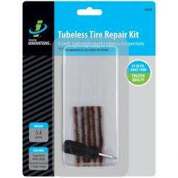 Genuine Innovations Tubeless Repair Kit 5 Sides of Bacon Plugs & Plug Tool