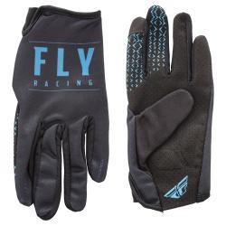 Fly Racing | Media Gloves Men's | Size Small in Black