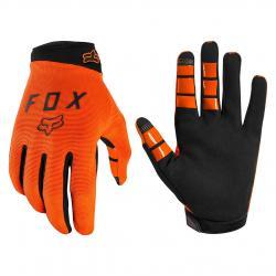 Fox Apparel | Ranger Glove Men's | Size Medium in Blood Orange