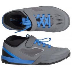 Shimano   SH-AM7 Mountain Bike Shoes Grey/Blue, 36