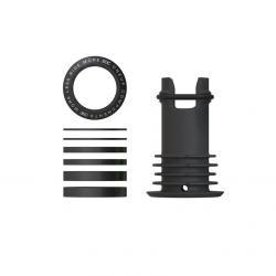 OneUp Components   Edc Top Cap Kit Black
