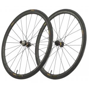Mavic Ksyrium Pro Carbon SL Disc Tubular Wheelset