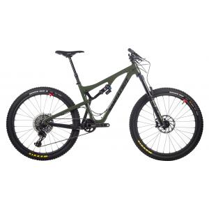 Santa Cruz Bronson CC X01 Reserve 2018