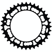 Rotor | Q-Ring Chainring for Campagnolo 40 Tooth 135Bcd | Aluminum