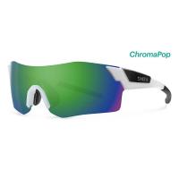 Smith   Pivlock Arena Chromapop Sunglasses Men's in Charcoal Neon Orange Chromapop Platinum
