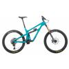 Yeti SB165 Turq T2 Bike 2020 Raw/Grey, Small