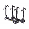 "Saris Superclamp EX 4 Bike Hitch Rack 4 Bike, 2"" Hitch Only"