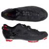 Sidi Tiger Mountain Bike Shoes 2019 Men's Size 42 in Matte Black/Red