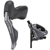 Shimano GRX ST-RX815 Disc Brake Front, Left, 2 Speed
