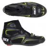 Sidi Zero Gore-Tex Road Bike Shoes 2019 Men's Size 41 in Black/Yellow