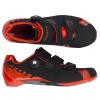 Scott Road Premium Men's Road Bike Shoes Black/Red, 40 Size 40