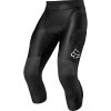 Fox Rawtec Pro Liner Tights 2019 Men's Size Medium in Black