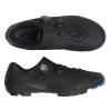 Shimano Shxc701 Wide Mountain Bike Shoes Men's Size 40 in Black