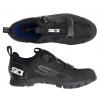 Sidi Sd15 MTB Shoes Men's Size 40 in Black
