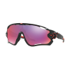 Oakley Jawbreaker Prizm Road Glasses Men's in Matte black W/ Prizm Road Lens