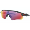 Oakley Radar Ev Path Cycling Sunglasses Men's in Steel/Photochromic Lens