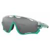 Oakley Jawbreaker Crystal Pop Sunglasses Men's in Fire Iridium