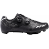 Northwave Rebel MTB Shoes 2019 Men's Size 41 in Black/White