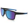 Oakley Sliver XL Cycling Sunglasses Men's in Sapphire Fade w/Prizm Sapphire Polarized Lens