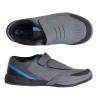 Shimano SH-AM9 Mountain Shoes Men's Size 42 in Grey/Blue