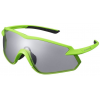 Shimano S-Phyre X Cycling Glasses Men's in Neon Green