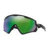 Oakley Windjacket 2.0 Cycling Glasses Men's in Matte Black/Prizm Snow Jade