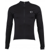 Pearl Izumi Pro Pursuit LS Wind Jersey Men's Size Small in Black/Screaming Yellow