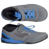 Shimano SH-AM7 Mountain Bike Shoes Men's Size 40 in Gray/Blue