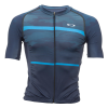 Oakley Jawbreaker Road Jersey 2018 Men's Size Small in Atomic Blue