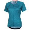 Pearl Izumi W Canyon Graphic Jersey '19 Women's Size Large in Teal Kimono