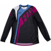 Fox Women's Flexair LS Jersey 2017 Size Large in Fuschia
