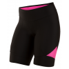 Pearl Izumi Women's Pursuit Shorts 2019 Size Extra Small in Black/Screaming Pink