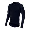 Pearl Izumi Transfer Wool LS Baselayer Men's Size Small in Black