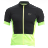Pearl Izumi Elite Escape Jersey Men's Size Small in Black/Screaming Green