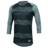 Pearl Izumi Launch 3/4 Sleeve Jersey Men's Size Small in Arctic/Sea Moss