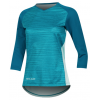 Pearl Izumi W Launch 3/4 Slv Jersey 2019 Women's Size Extra Small in Teal/Glacier Vert