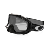 Oakley Crowbar MX Goggles Men's in Jet Black Speed