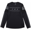 Fox Wmns Flexair L/S Jersey 2019 Women's Size Large in Black