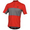 Pearl Izumi Men's Tour Jersey 2019 Size Small in Torch Red/Smoke