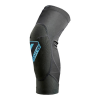 7iDP Youth Transition Knee Guards 2019 Size Youth S/M in Black